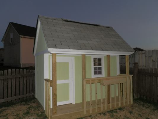 Pictures childrens outdoor playhouses for Call girls cape cod